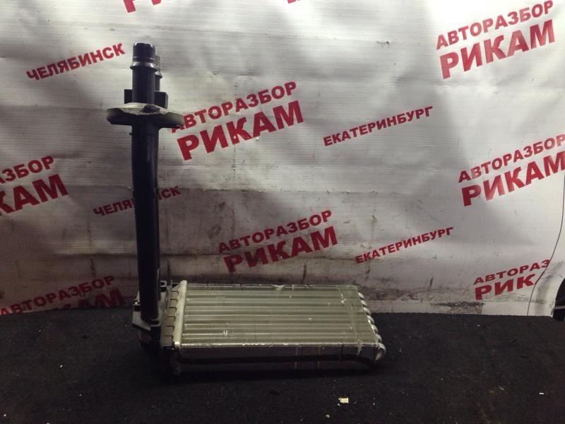 Радиатор печки Peugeot 307 3A/C