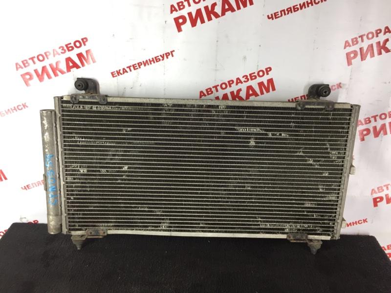 Радиатор кондиционера Toyota Cynos EL54