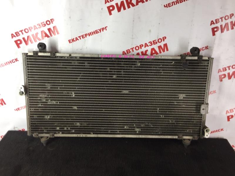Радиатор кондиционера Toyota Cynos EL52