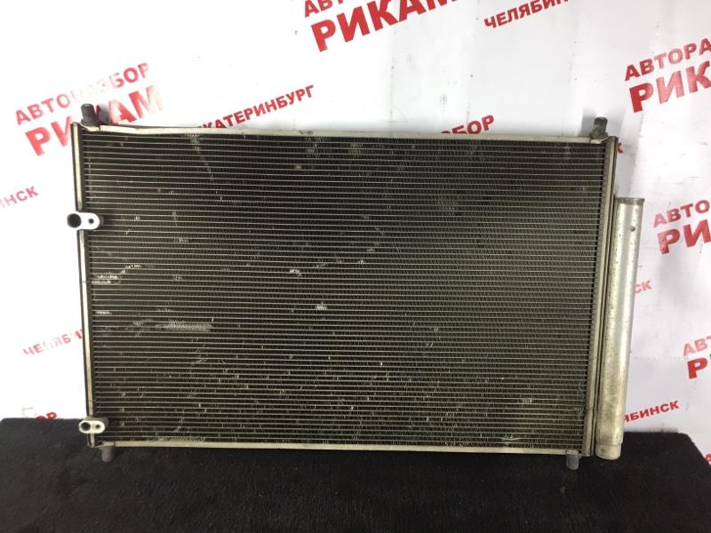 Радиатор кондиционера Toyota Auris ZRE152