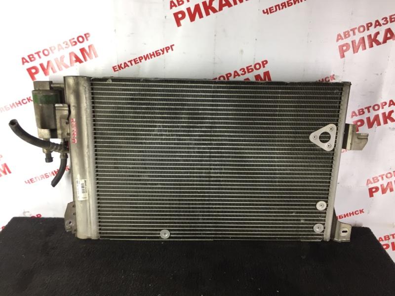 Радиатор кондиционера Opel Astra