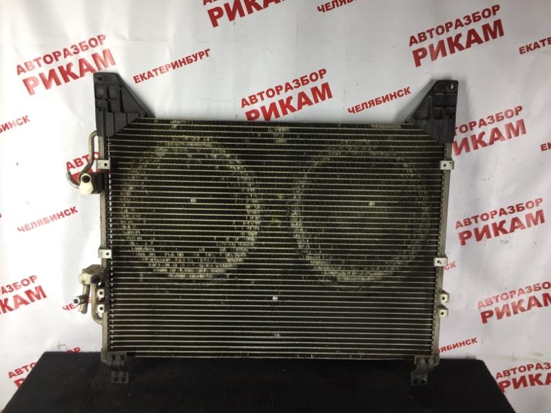 Радиатор кондиционера Ssangyong Rexton