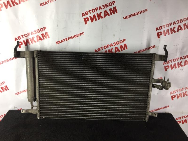 Радиатор кондиционера Hyundai Elantra XD