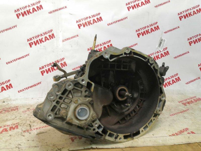 Механическая кпп Chevrolet Aveo T200 F16D3 2007