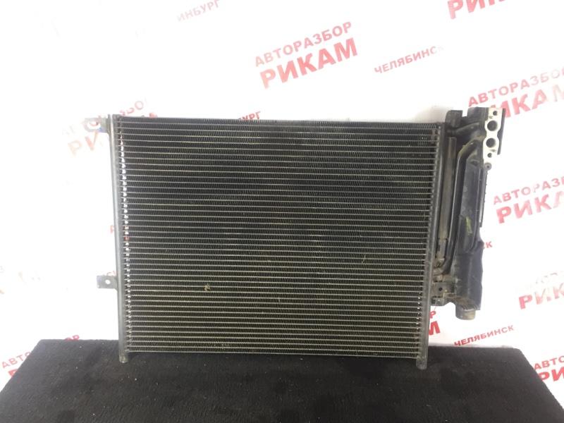 Радиатор кондиционера Bmw 318I E46 N46B20AA 2004