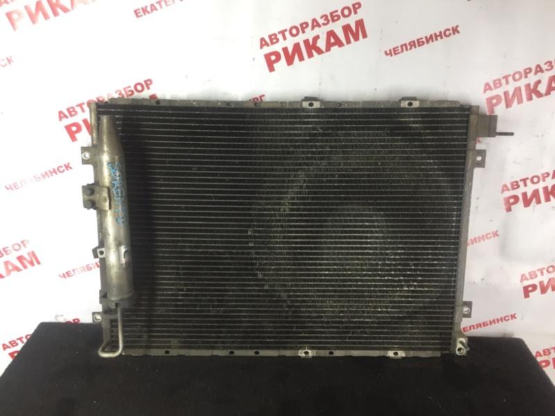 Радиатор кондиционера Kia Sorento BL