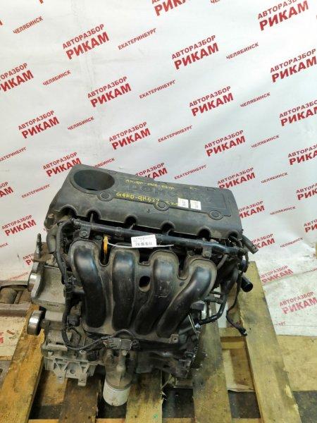 Двигатель Kia Cerato TD G4KD 2009