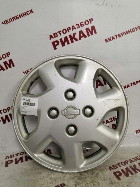 Колпак колесный Nissan