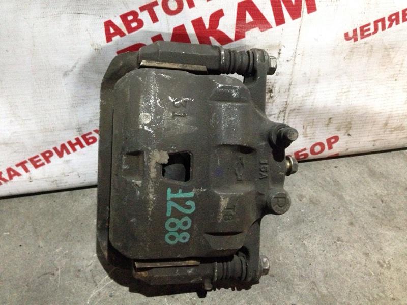 Суппорт тормозной Nissan Sunny FB15 QG15DE передний правый