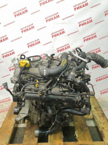 Двигатель Renault Captur J5 H5F403 2016