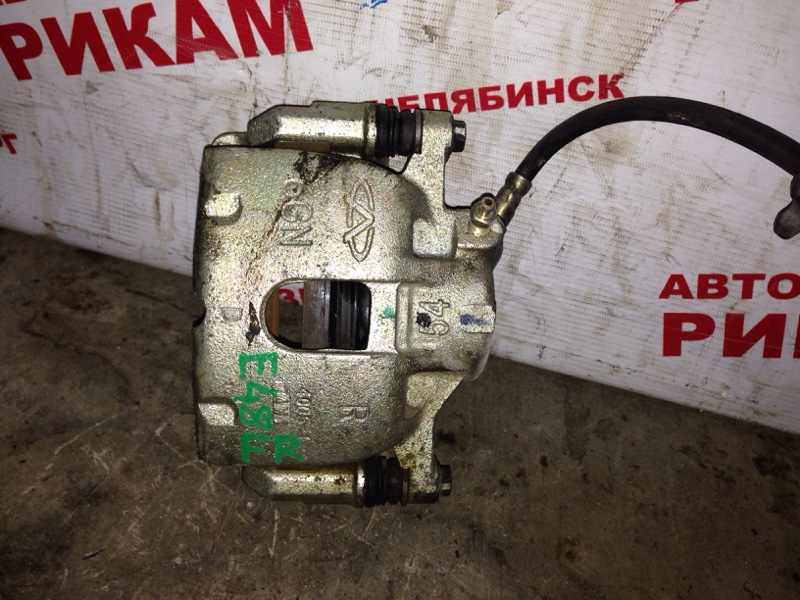 Суппорт тормозной Chery Amulet A15 DA передний правый