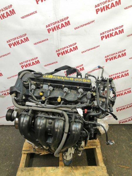 Двигатель Mazda 6 GH1 L5-VE 2010