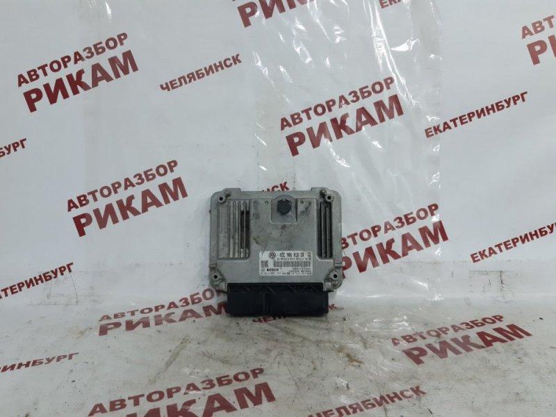 Блок управления Skoda Rapid NH1 CAX 2014
