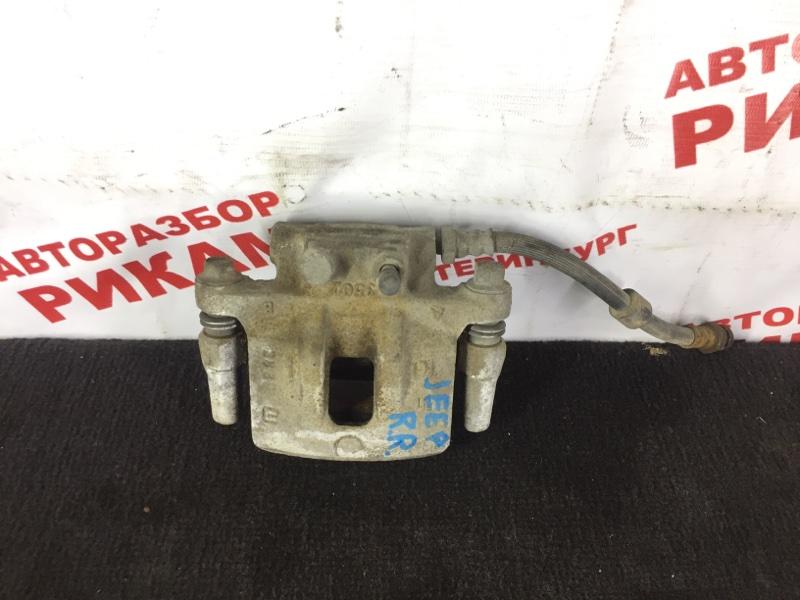 Суппорт тормозной Jeep Liberty JK ED3 2008 задний правый