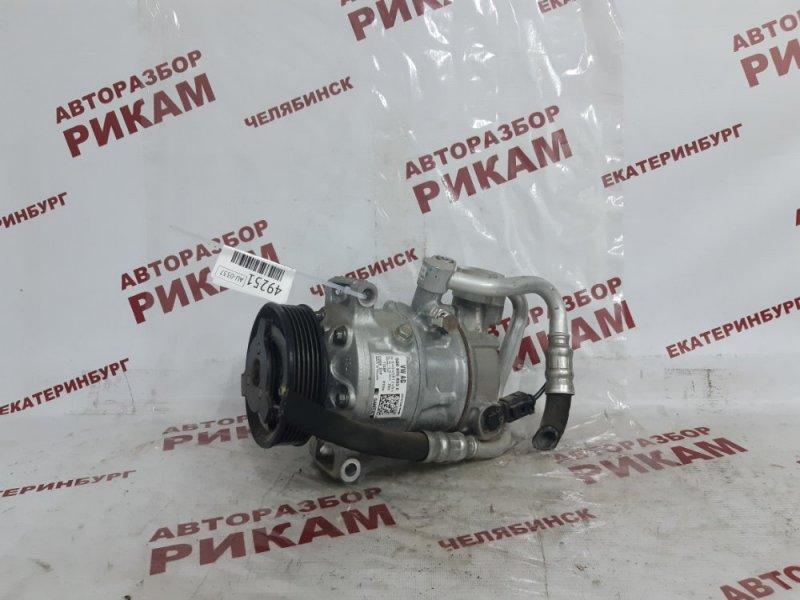 Компрессор кондиционера Skoda Rapid NH1 CAX 2014