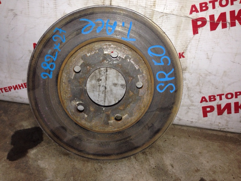Диск тормозной Toyota Town Ace Noah SR50 3S-FE передний
