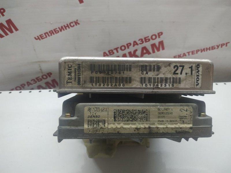 Блок управления Volvo S60 RS61 B5244S