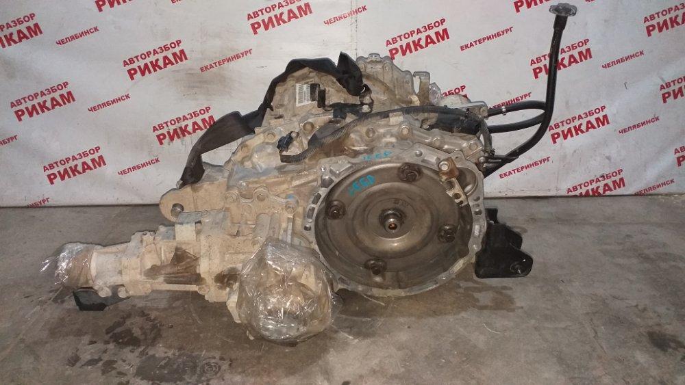 Автоматическая кпп Jeep Liberty KJ ED3 2008