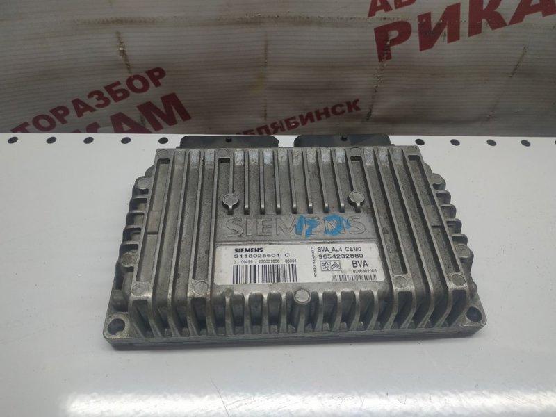 Блок управления Citroen C4 LA TU5JP4