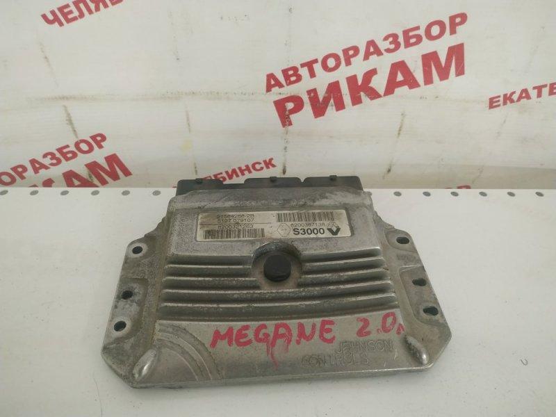 Блок управления Renault Megane LM