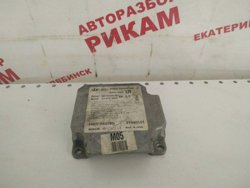 Блок управления airbag Hyundai Tucson JM