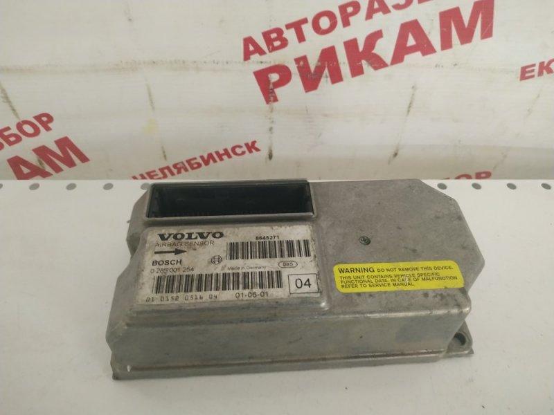 Блок управления airbag Volvo S60 RS61 B5244S