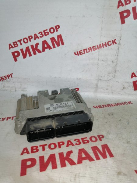Блок управления Skoda Octavia A5 1Z5 CAX 2012