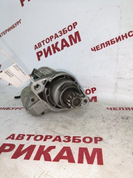 Стартер Skoda Octavia A5 1Z5 CAX 2012