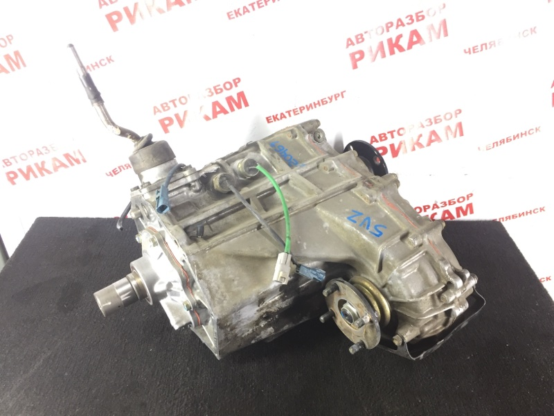 Раздаточная коробка Toyota Land Cruizer Prado VZJ95 5VZ-FE 1998
