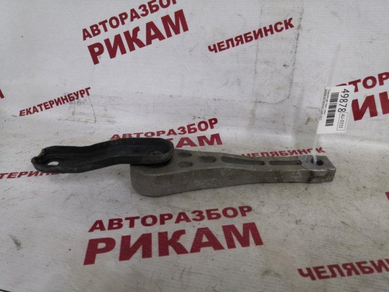 Подушка двс Skoda Octavia A5 1Z5 CAX 2012 задняя нижняя