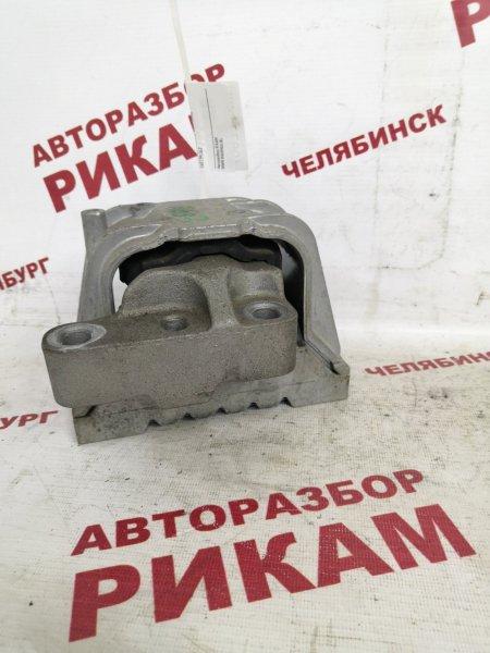 Подушка двс Skoda Octavia A5 1Z5 CAX 2012 правая верхняя