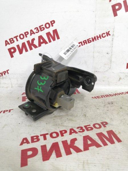 Подушка акпп Skoda Rapid NH1 CAX 2014 левая