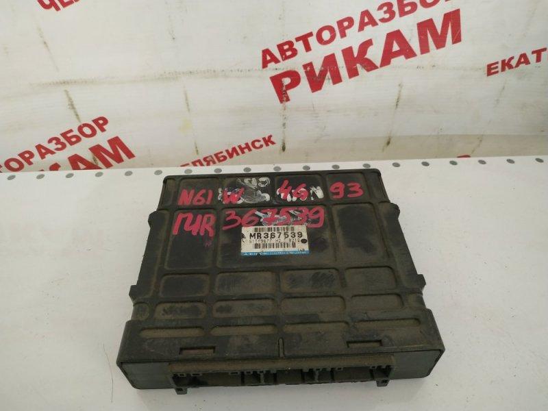 Блок управления Mitsubishi Rvr N61W 4G93