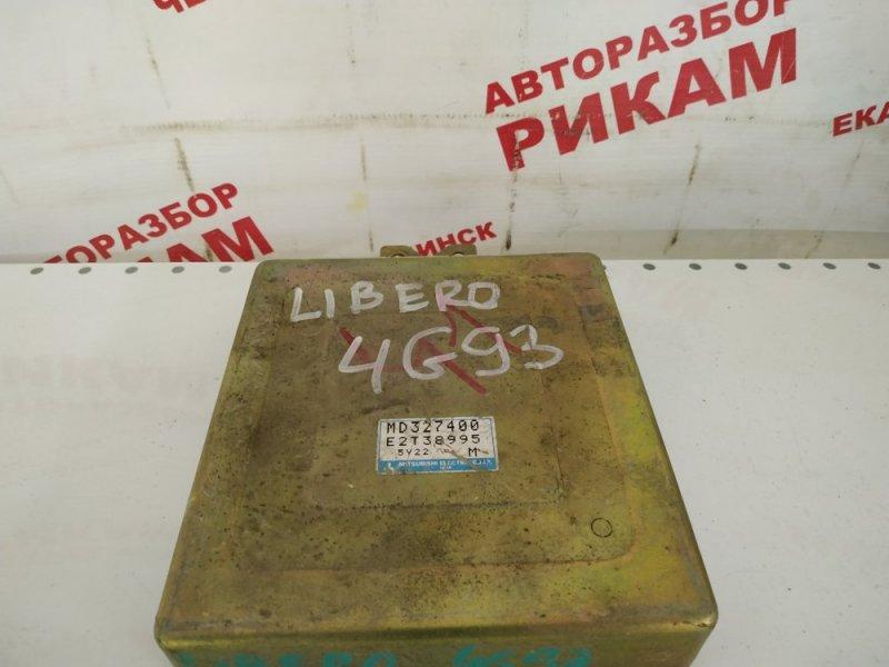 Блок управления Mitsubishi Libero CB5W 4G93