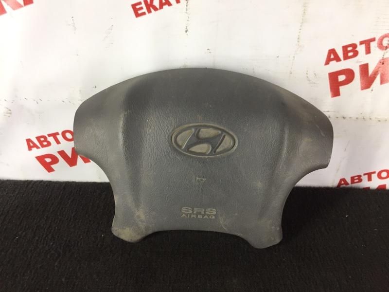 Подушка безопасности Hyundai Tucson G6BA 2006