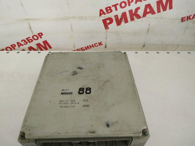 Блок управления Nissan Avenir PW11 QG18DE