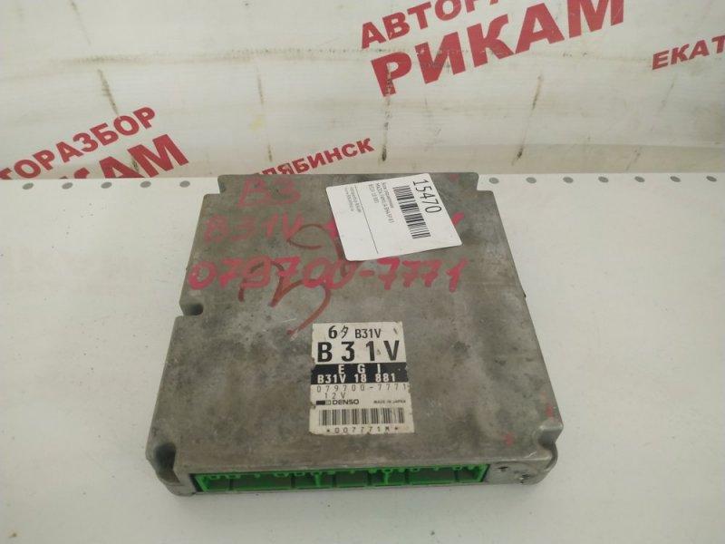 Блок управления Mazda Familia BHA3P B3-ME