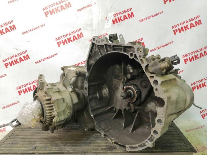 Механическая кпп Nissan X-Trail NT30 QR25DE 2005