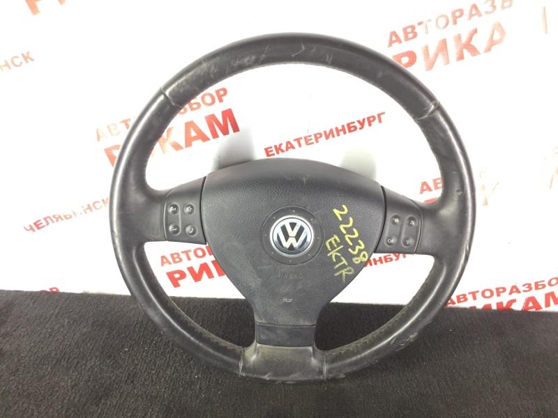 Руль Volkswagen Jetta 1K2 BVY 2010