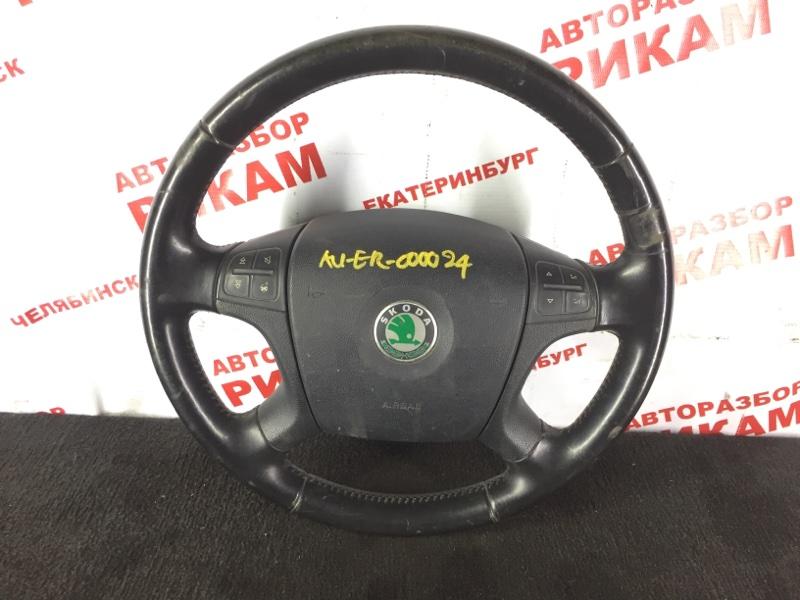 Руль Skoda Octavia A5 BKD 2007
