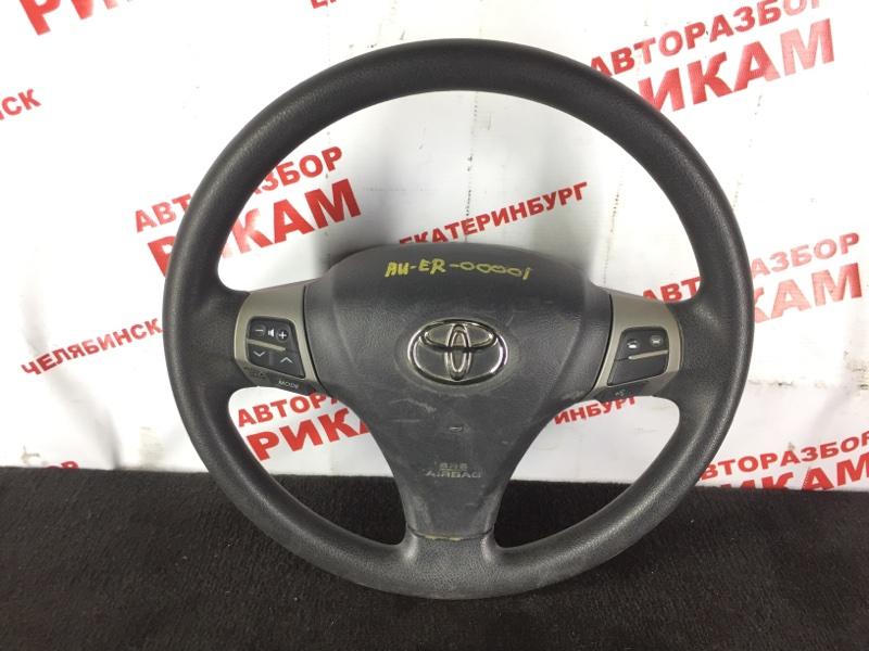 Руль Toyota Camry ACV40 2AZ-FE 2010