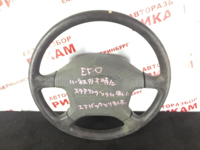 Руль Nissan
