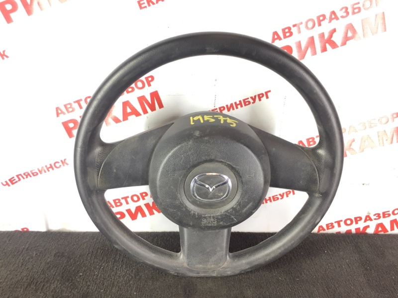 Руль Mazda 2 DE1 ZY 2009