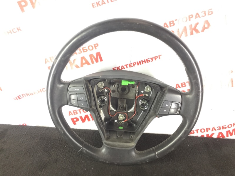Руль Volvo V50 MW38 B5244S4 2009
