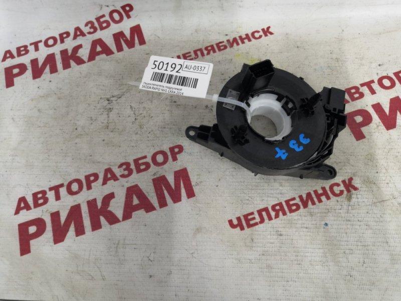 Шлейф-лента руля Skoda Rapid NH1 CAX 2014
