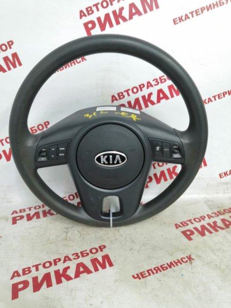 Руль Kia Cerato TD G4KD 2009