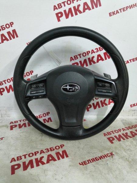 Руль Subaru Impreza GP7 FB20A 2013