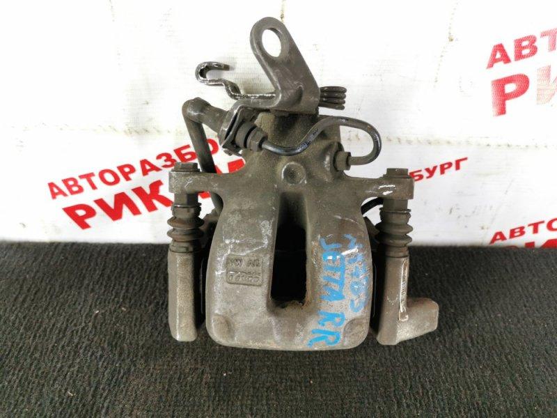 Суппорт тормозной Volkswagen Jetta задний правый