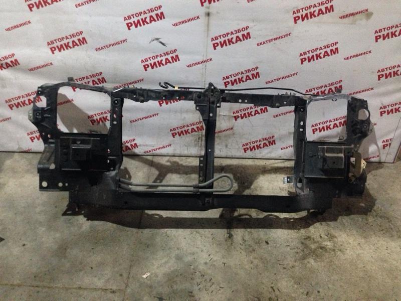 Рамка радиатора Mazda Premacy CP8W FP 2002 передняя