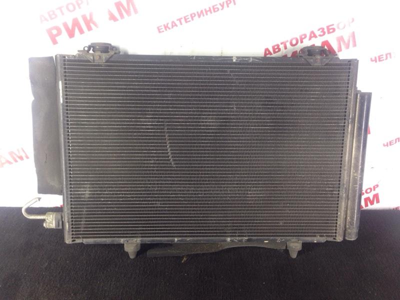 Радиатор кондиционера Toyota Probox NCP50 2NZ-FE 2006